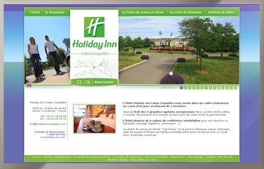 Holiday Inn Coquelles
