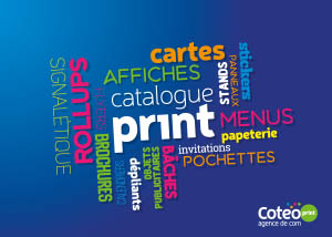 catalogue agence coteo solutions marketing